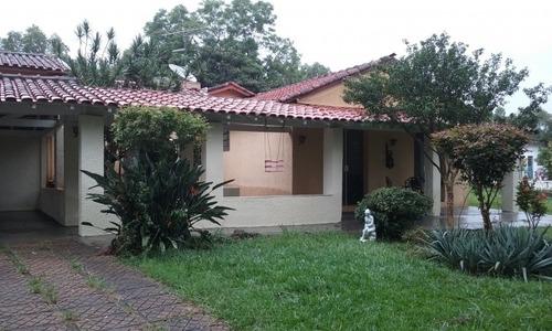 Rio Acima - 4 Dorms. - Edícula - At 3.800m² - Ac 720m² - 730094c