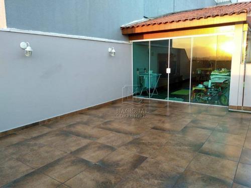 Cobertura Residencial À Venda, Utinga, Santo André. - Co3296