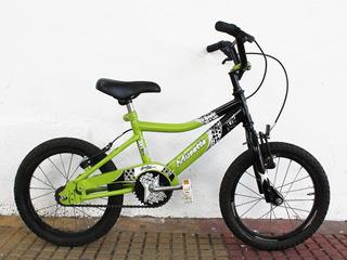 Bicicletas Musetta Viper Rodado 16 Impecable / Richard Bikes