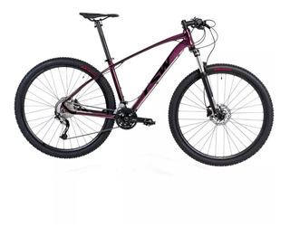 Bicicleta Tsw Jump Aro 29 27v. Tam 17 Violeta