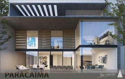 Casa En Las Lomas Sierra Paracaima