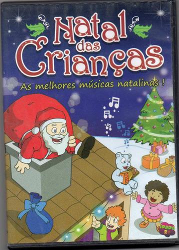 Dvd Originalo Natal Das Crianças O Maior Presente