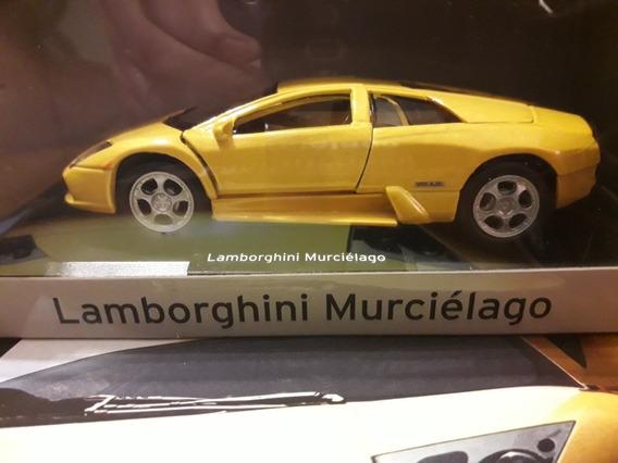 Auto Lamborghini Murciélago Con Apertura De Puertas, Enviós!