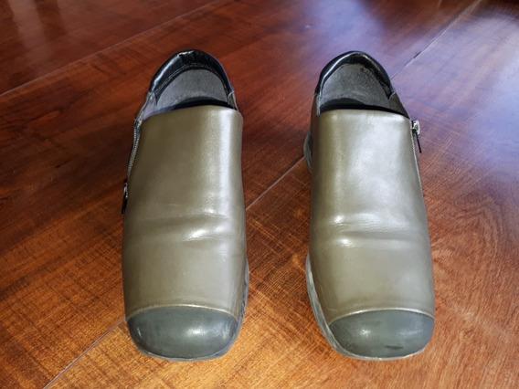 Zapatos Cerrados De Mujer