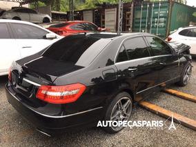 Sucata Mercedes-benz E350 Cgi V6 Avantgarde 2012 - Peças