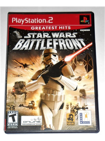 Star Wars Battlefront Original Completo Ps2 Cr $15