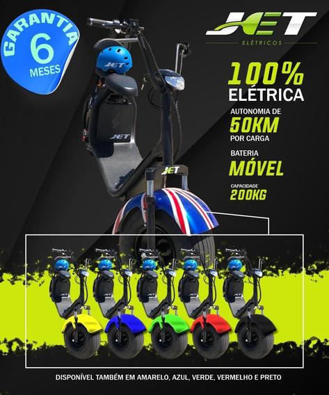 Scooter Eletrica - Jet Elétricos