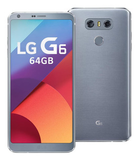Lg G6 H870i Promoção Vitrine Nf Anatel Garantia 64gb