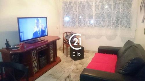 Apartamento Com 3 Dormitórios À Venda, 75 M² Por R$ 495.000,00 - Jardim Marajoara - São Paulo/sp - Ap9228