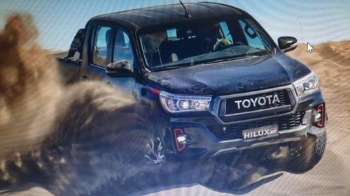 Toyota Hilux Srx 4x4 A/t 204 Cv