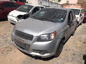 Chevrolet Aveo Ls 2015 Para Reparar
