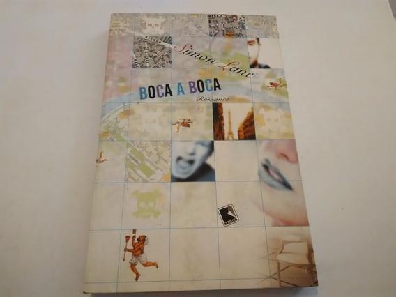 Livro - Boca A Boca - Simon Lane
