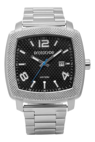 Reloj Prototype Hombre Stl-965-01 Envio Gratis