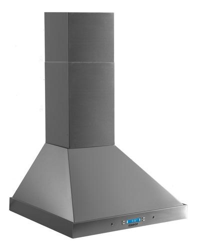 Imagen 1 de 1 de Extractor purificador de cocina Llanos LCD Prisma ac. inox. de pared 750mm x 295mm x 495mm acero 220V