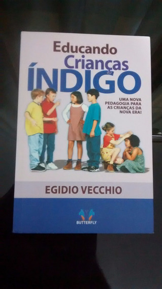 Livro Educando Crianças Índigo