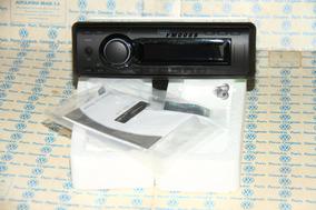 Auto Radio Fm Am Clarion C/entrada Aux P2 Orig Vw Tech Up