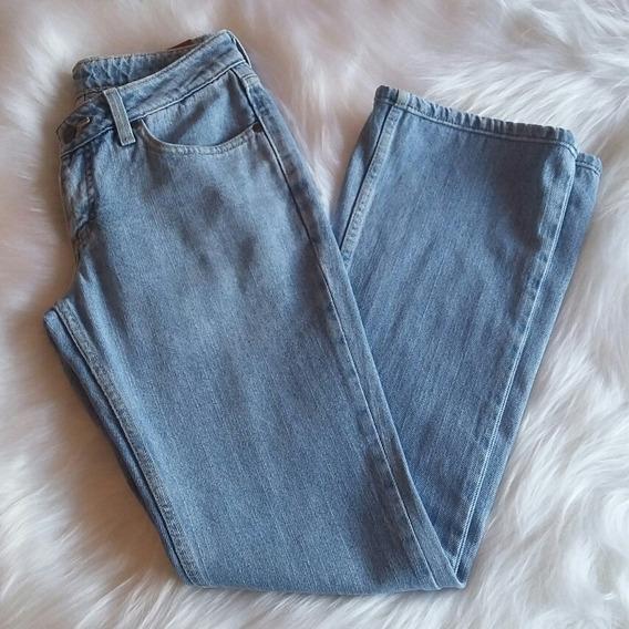 Calça Jeans Feminina Lee Inverno Modelo Vintage Retrô