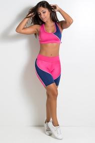 Conjunto Fitness - Beyoncé