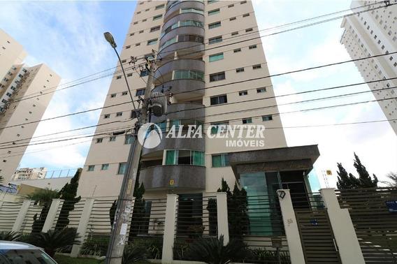 Apartamento Com 2 Dormitórios À Venda, 73 M² Por R$ 285.000 - Jardim Goiás - Goiânia/go - Ap1322