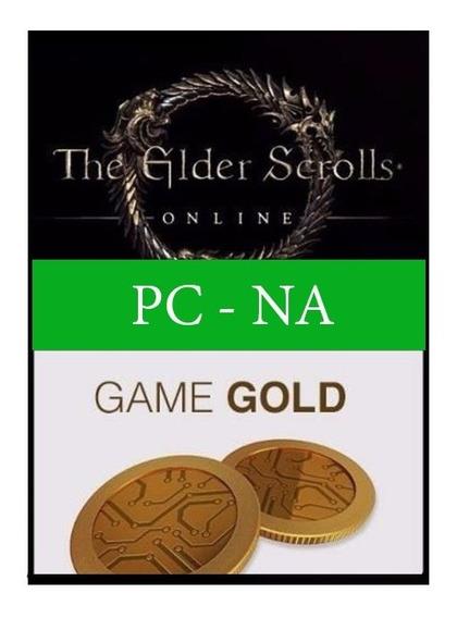 The Elder Scrolls On Line - 1kk Gold Eso Pc Na -