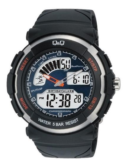 Relógio Q&q By Japan Masculino M012j003y C/ Garantia E Nf