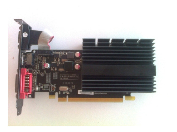 Tarjeta De Video Ati Hd 5450 1gb Ddr3 Pci-e Hdmi Dvi Vga