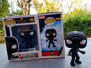 Funko Pop Spiderman Far From Home #469