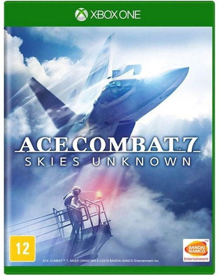 Ace Combat 7 Skies Unknown Xbox One Mídia Física + Brinde
