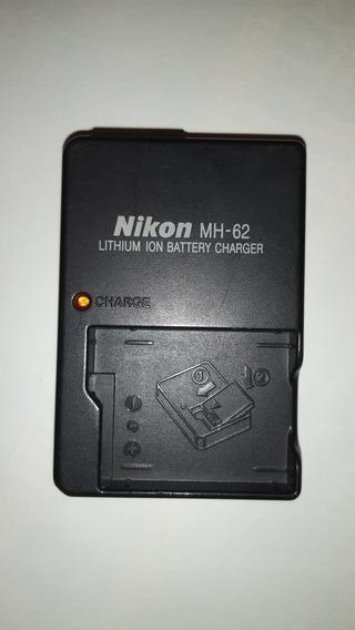 Carregador Nikon Mh-62 Original En-el8