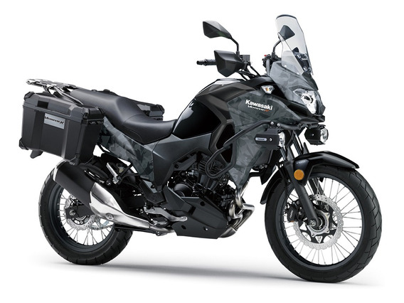 Versys X 300 Tr - 2020 - Promoção Imperdível