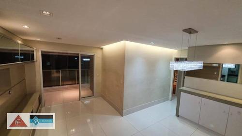 Imagem 1 de 22 de Apartamento Com 3 Dormitórios À Venda, 95 M² Por R$ 1.080.000 - Jardim Anália Franco - São Paulo/sp - Ap6003