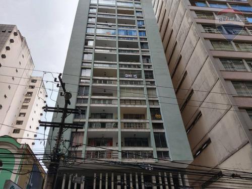 Apartamento Em Centro, Juiz De Fora/mg De 89m² 2 Quartos À Venda Por R$ 425.000,00 - Ap961220