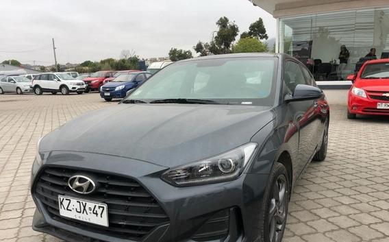 Hyundai Veloster Js Hb 2.0 Full Mec Año 2019