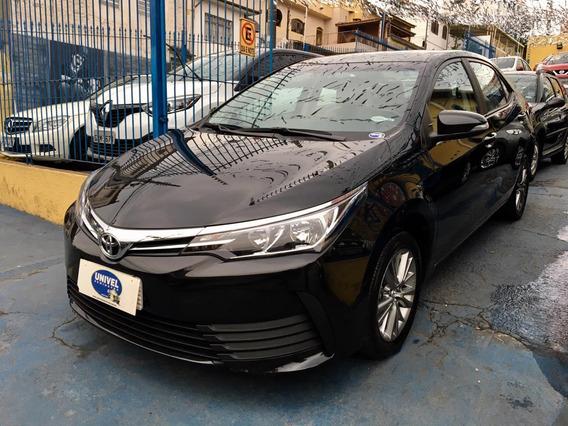 Toyota Corolla 1.8 Gli Upper!!! Ipva 2020 Pago!!!
