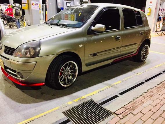 Renault Clio Dinamique 1.4cc Full