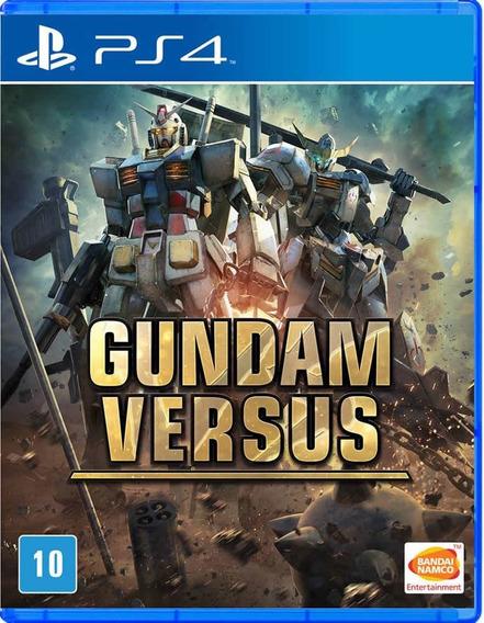 Gundam Versus - [ps4] Lacrado