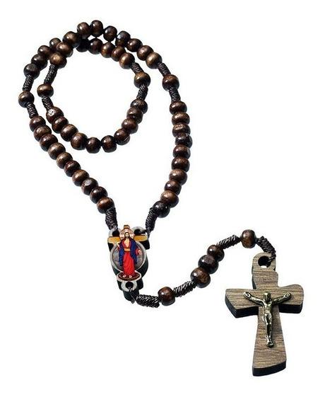 Terço Santas Chagas De Jesus Cristo Com Oração