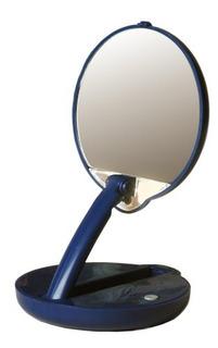 Espejo Mirrormateadjustcompact 15x Mag Color Azul Floxitel