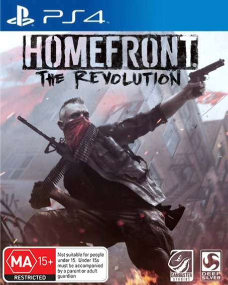 Jogo Homefront The Revolution