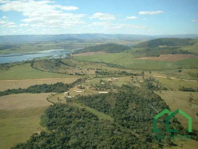 Bela Fazenda A Venda Em Passos, Mg - Fa0002