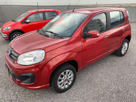 Fiat Uno 1.4 Like Mt 2017