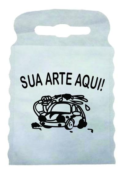 Tnt Lixo Carro Lixocar Personalizada 1000 Pç Lixinho Sacola