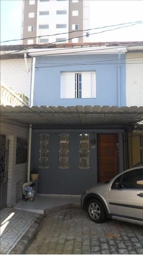 Imagem 1 de 13 de Sobrado À Venda, 2 Quartos, Campestre - Santo André/sp - 52958