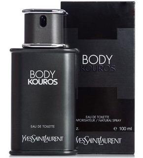 Yves Saint Laurent Kouros Body Eau De Toilette 100ml Vapo
