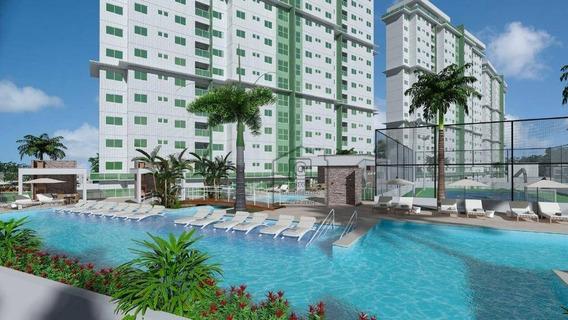Apartamento Com 2 Dormitórios À Venda, 110 M² Por R$ 336.136 - Neópolis - Natal/rn - Ap0462