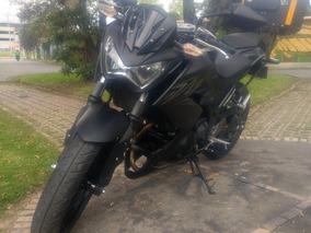 Kawasaki Z250 Negra Modelo 2018