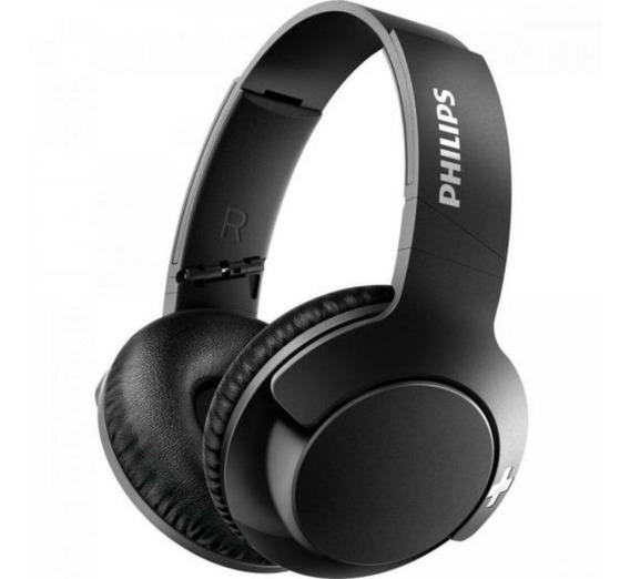 Fone De Ouvido Philips Shb3175bk/00 Bluetooth 100% Original