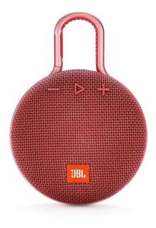 Parlante JBL Clip 3 portátil inalámbrico Fiesta red