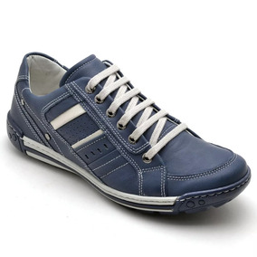 011528539e Sapatenis Masculino - Sapatos Azul no Mercado Livre Brasil