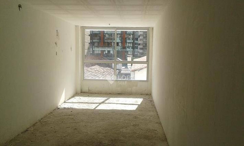 Imagem 1 de 4 de Sala À Venda, 29 M², Garagem, Por R$ 280.000,00 - Icaraí - Niterói/rj - Sa1794